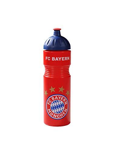 FC Bayern München Trinkflasche rot 0,75 Liter