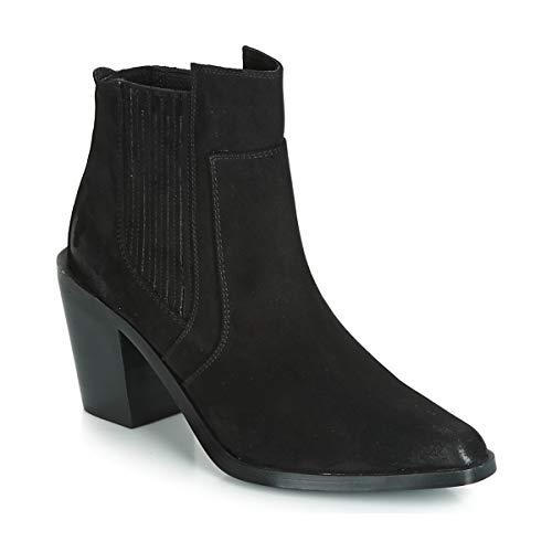 chattawak Laurence Bottines/Boots Femmes Noir - 41 - Bottines
