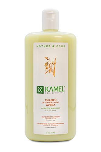 Kamel, Champú con Extracto de Avena, 500 ml