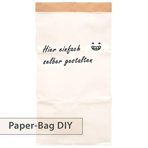 Bolsas decorativas de papel, para guardar juguetes, ropa y otros artículos