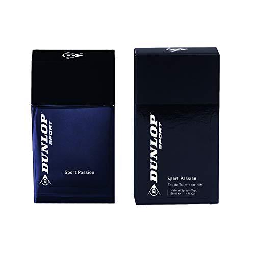 Dunlop Sport Passion EDT for him, 1er Pack (1 x 50 ml)