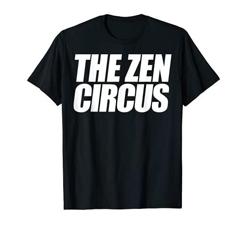 Zen_Circus Rock Band Italian Maglietta