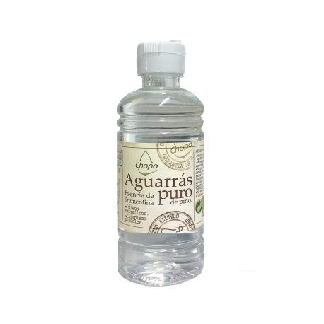 AGUARRAS PURO CHOPO 250 ML
