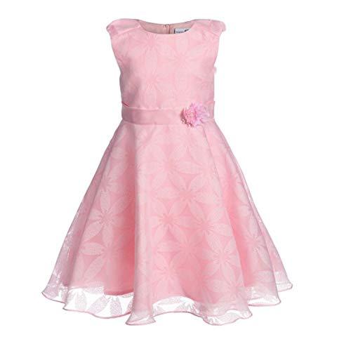 Happy Girls ijsend - ijsend meisje feestjurk zomerjurk met bloemenpatroon, roze - 594135