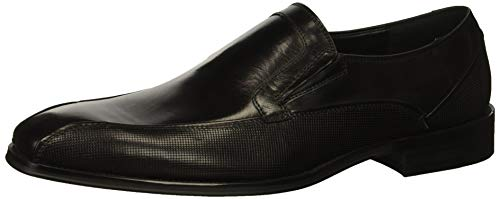 Kenneth Cole REACTION Men's Witter Slip On Loafer, Black, 10.5 M US
