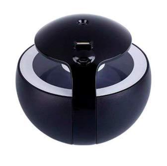 PUR Humidificador Ultrasónico Difusor 450ml Lámpara Colores LED sin BPA Temporizador Silencioso purificador Aire luminoterapia Oficina SPA Bebé Yoga
