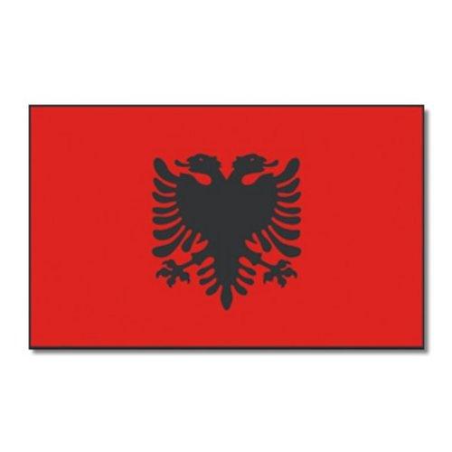 Outdoor ? Flagge, Banner, Fahne Albanien 90 * 150 cm