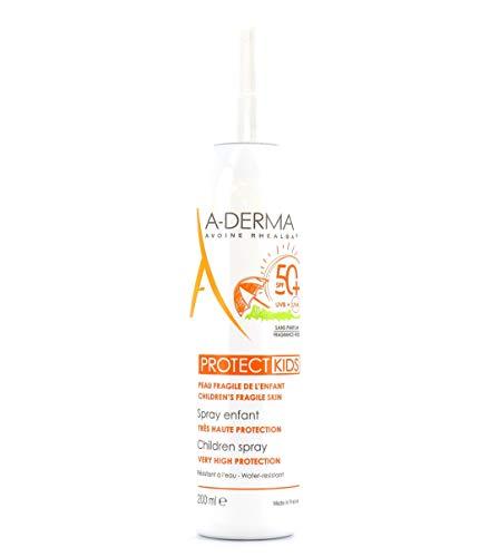 Aderma Protec Sol 50+ Niños Spray 200Ml