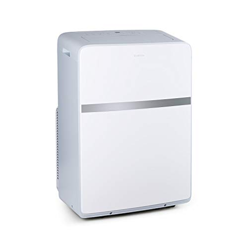 Klarstein Ion Breeze Klimaanlage (EEK: A, 9.000 BTU/h, 410 m³/h max, 16-32°C Temperatur, 4 Betriebsmodi, SilverIon Technology, 4 Windstärken, Timer, 4-Stufen-Filter, Air Fresh Technology) weiß