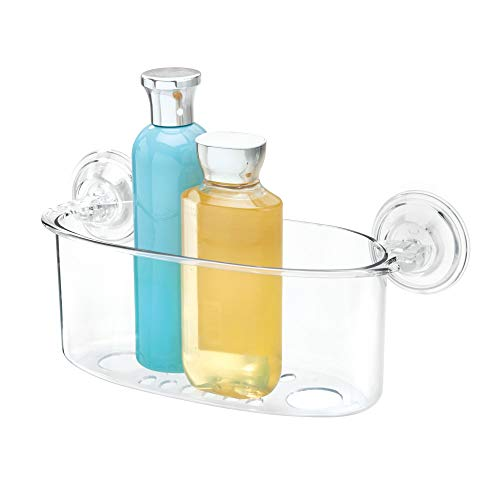 iDesign Shower Basket with Sucti...