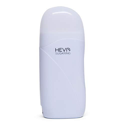 HEVI Roll-On-Erwärmer | Für bio-zertifizierte HEVI-Zuckerwachspatronen | Schnelle und sanfte Haarentfernung mit Zuckerpaste | Für Beine, Arme, Rücken und Brust | Frauen und Männer