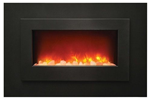Sierra Flame Linear Electric Fireplace (WM-FML-48), 48-Inch