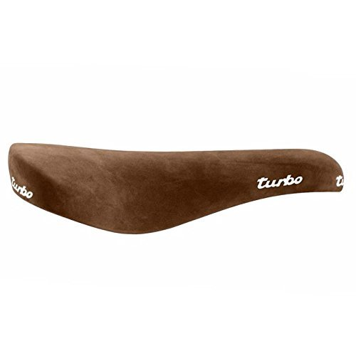 Selle Italia Vintage 1980 Turbo Saddle, Brown