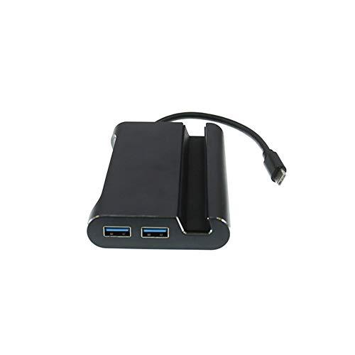 zNLIgHT cable & HUB & Adapter | 7 en 1 USB-C HDMI...