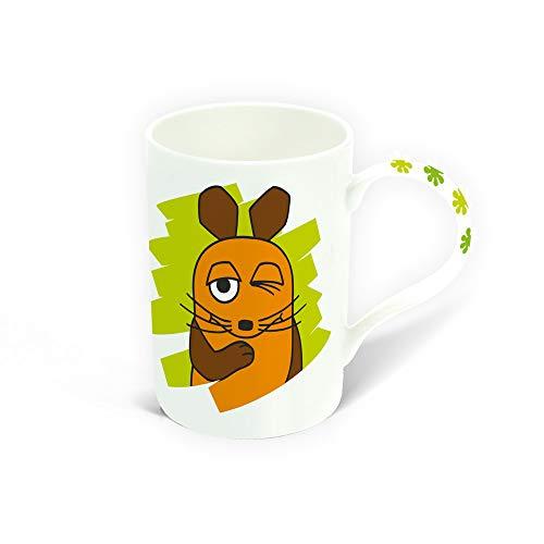 Trötsch Die Maus Tasse Die Sendung mt der Maus: Kaffeetasse Teetasse Geschenkidee Geschenk Tasse