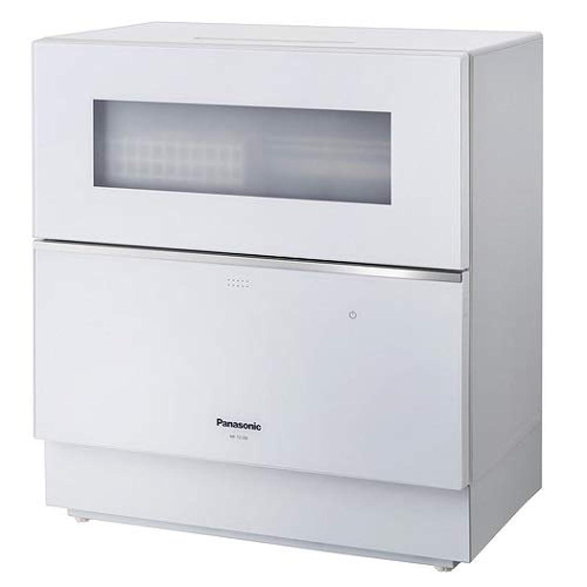 勝つじゃがいも尊敬するパナソニック 食器洗い乾燥機(ホワイト)【食洗機】【食器洗い機】 Panasonic NP-TZ100-W