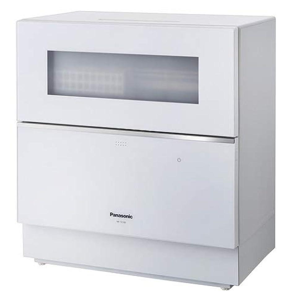 適度に依存個人パナソニック 食器洗い乾燥機(ホワイト)【食洗機】【食器洗い機】 Panasonic NP-TZ100-W