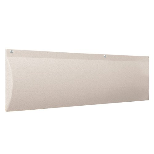 Park Smart 20005 Clear Translucent White Wall Guard
