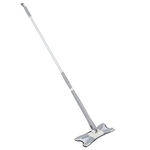Natte dweil, reinigingsgereedschap Vrije hand Nat droog Stofmop voor tweeërlei gebruik, type X voor tegels Laminaat…
