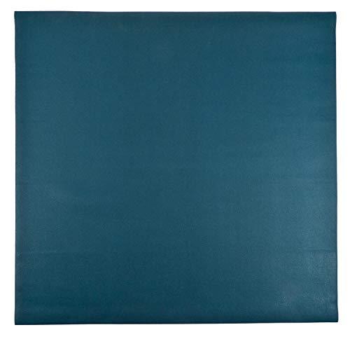 Yogilino® Krabbelmatte 120 x 120 cm in Deutschland hergestellt, blau
