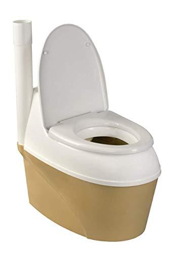 Waterless Composting Dry Toilet Pikkuvihrea
