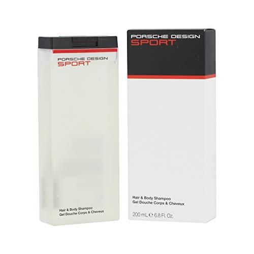 Porsche Design homme/men, Duschgel 200 ml, 1er Pack (1 x 0.156 kg)