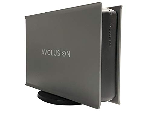 Avolusion PRO-5X Series 3TB USB 3.0 External Gaming Hard Drive for Xbox One Original, S & X (Grey)