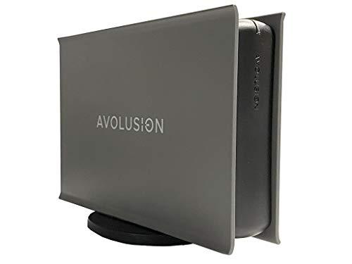 Avolusion PRO-5X Series 3TB USB 3.0 External Gaming Hard Drive for Xbox One Original, S & X (Grey)