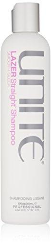 Unite Lazer Straight (Smooth Sleek), shampoo per capelli lisci, 300 ml (etichetta in lingua italiana non garantita)