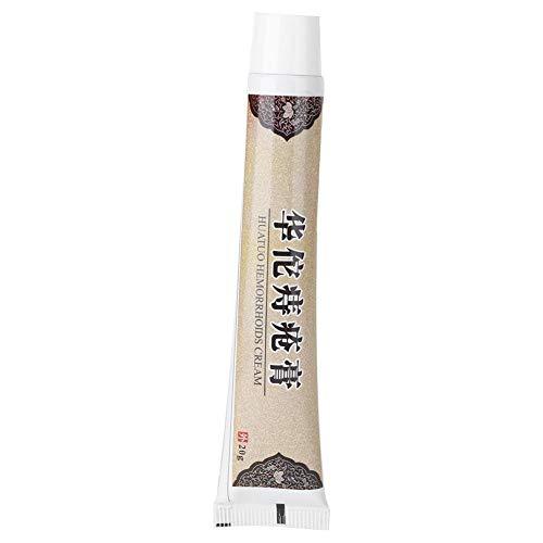 Gel para hemorroides, 20g Ungüento para hemorroides Extracto de plantas naturales Crema de tratamiento para alivia la picazón