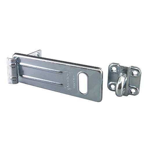 Master Lock 706EURD Türschloss mit Sicherheitsüberfalle für den Außenbereich, 15 x 6 cm