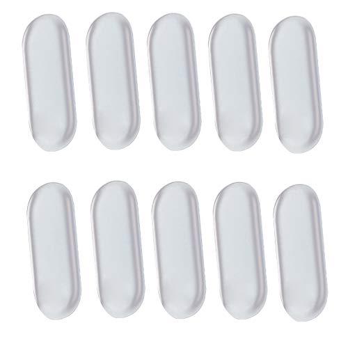 Gonee 5 / 10PCS / Set de reemplazo para Xiaomi Mi Band 4 3 2 Película Protectora Pulsera Inteligente Protector de Pantalla Completa