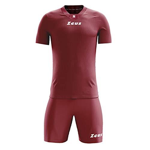 Zeus Completo Sportivo Promo Granata Taglia L