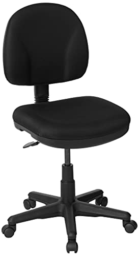 Office Star Sculptured Thick Padded Seat and Back with Built-in Lumbar...