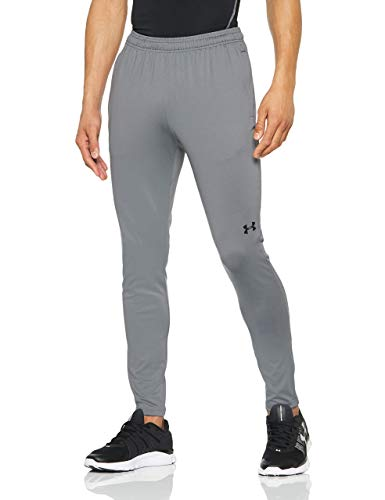 Under Armour UA Challenger II Pantalones para hombre, ajustado pantalón de chándal,...