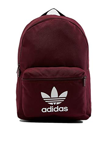 Adidas AC Classic Backpack Rucksack (Maroon, one Size)