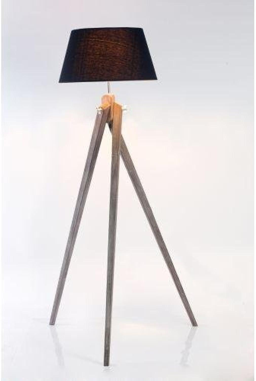 New Parkway Classic Tripod Floor Lamp - Black