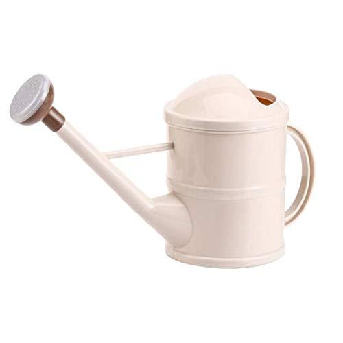 ZSHYP gieter voor binnen en buiten, 1,5 l tuingieter, buiten, klassiek design, kunststof voor irrigatie, tuin, huis
