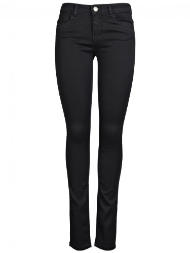ONLY Jeans Skinny REG. Soft Ultimate Black Slim Fit Black