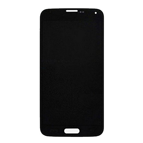 Compatibele Vervangings LCD-scherm + Touch Screen Digitizer Vergadering for Samsung Galaxy S5 / G900 Accessory (Color : Black)