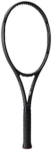 Wilson Pro Staff RF97 TNS FRM W/O Raqueta de Tenis, Unisex Adulto, Black, 2