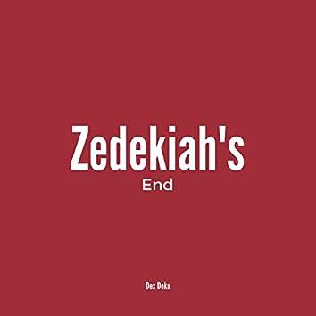 Zedekiah's End