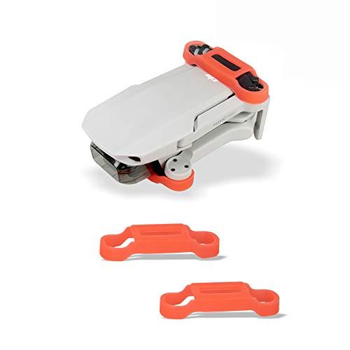 iMusk Mavic Mini portaelica stabilizzatore Pale stabilizzatore Silicone Prop Motore Protezione Cappuccio di Protezione per DJI Mavic Mini Accessori Drone (1 Paio)