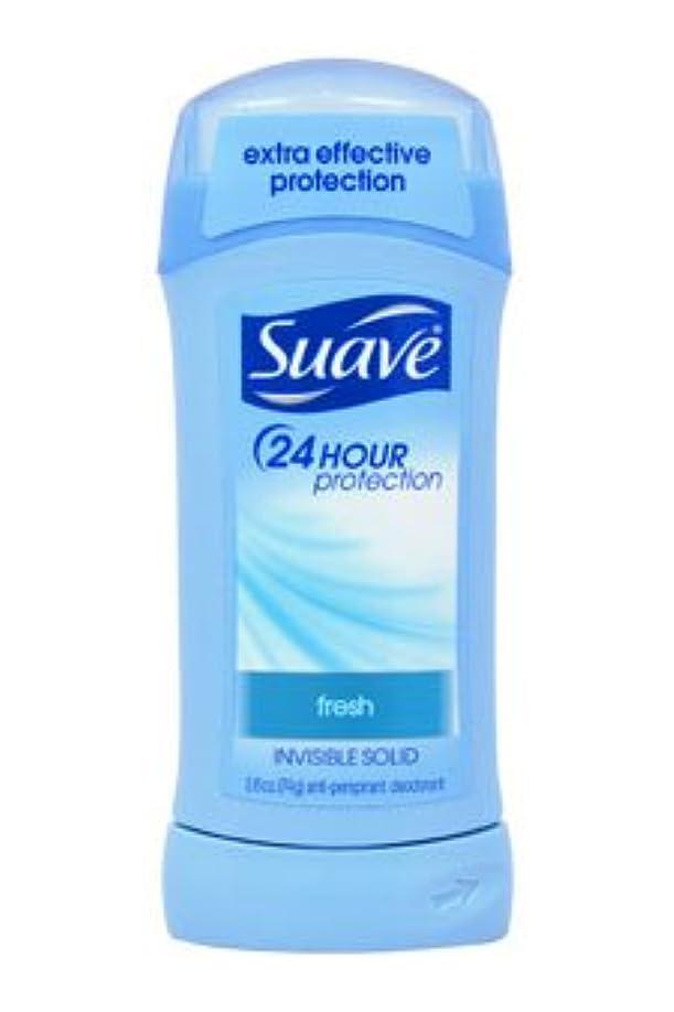 週末準備した無数のSuave 24 Hour Protection Fresh Invisible Solid Anti-Perspirant 73g (並行輸入品)