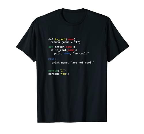 Programmatore Coder Programmazione Codifica Computer Regalo Maglietta