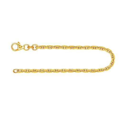 Edelweiss GmbH Unisex  8 k (333)  oro amarillo 8 quilates (333)