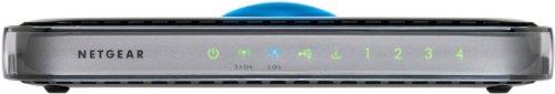 NETGEAR N600 Dual Band Wi-Fi Router (WNDR3400)