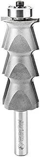 Amana Tool - 54246 Carbide Tipped Louver 5/32 Radius x 1-1/4 Dia x 2-29/32 x 1/2