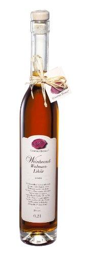 Gourmet Berner *Walnusslikör* Likör 28%vol. in 0,2ltr. Flasche