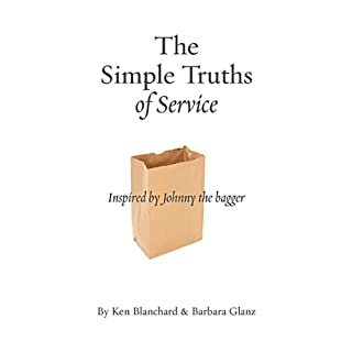 The Simple Truths of Service audiobook cover art